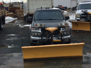 2008 GMC Canyon, Off Road, Fisher Plow