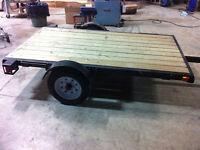 Great Condition Utility Trailer
