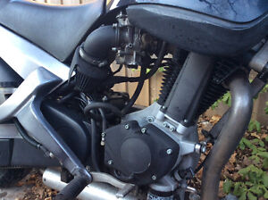 BACK IN BLACK BUELL BLAST FOR SALE