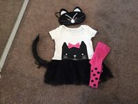 Babies Halloween/ Dressing up Cat Costume