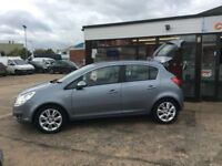 Vauxhall Corsa 1.4 SE 5dr 2010 All Major Credit/Debit Cards Accepted