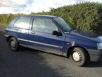 Lovely little Renault Clio 1.2 3dr 1997 R