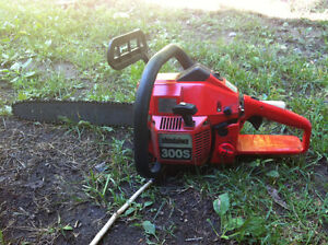 Chainsaw, Shindaiwa 300s like new