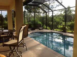 SW FLORIDA 3 BDRM POOL HOME - Christmas Available