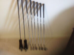 Callaway Gof Set  Irons, 3 Wood and Driver LH