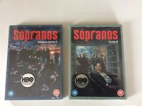 Sopranos Series 5 & 6 Brand New and sealed