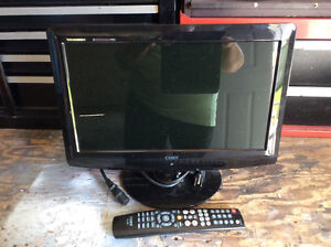 15inch Coby Tv with built in DVD player