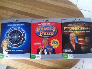 brand new dvd games