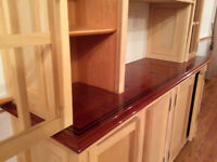 Custom Woodwork & Cabinetry