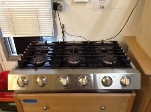 Electrolux Icon gas stovetop for sale