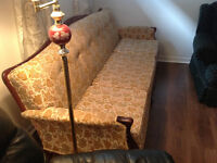 Antique Couch-make me an offer
