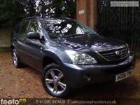 LEXUS RX 400H SE CVT 2006 Hybrid Automatic in Grey