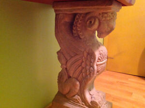 winged ram tables
