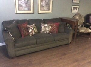 Two couches and chair for sale