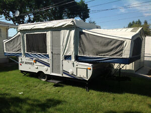 Like New Jayco Tent Trailer Jay Series 1006