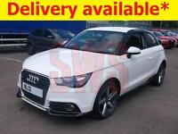 2012 Audi A1 Contrast Edition TFSi 1.2 DAMAGED REPAIRABLE SALVAGE