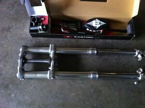 2001 cr 500 front end forks suspension noleen j6 built