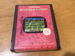 Activision Keystone Kapers Game