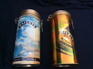 BAILEY CONTAINERS CANS