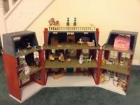 Sylvanian Grand Hotel and Families