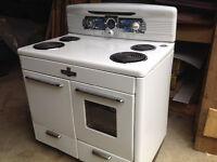 1950's Vintage stove