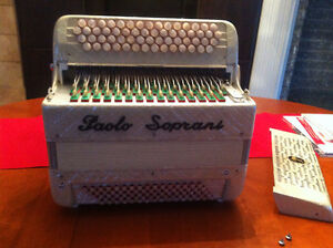 paolo soprani student chromatic accordion West Island Greater Montréal image 3