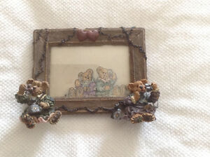 Boyd Bear Picture Frame