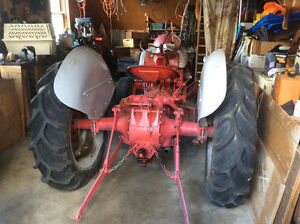 1948 8N Ford tractor