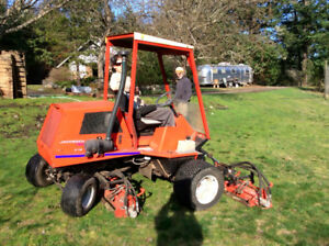 Jacobsen Textron LF Lawnmower