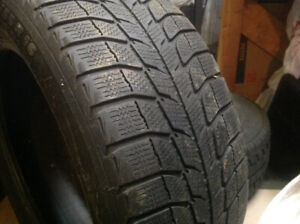 4 Michelin tires 215/55R16 - Best Offer