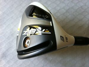 Taylor Made RBZ Stage 2 3 wood 15 degree  left hand