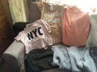 Girls size 8-10 bundle