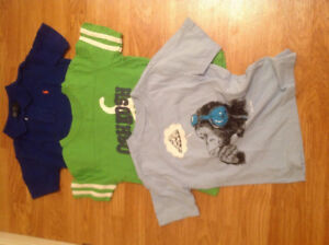Size 4t boys Tops