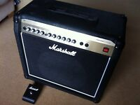 Guitar Amp Marshall 50 Watts £85