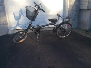 Vélos bicyclette bicycle evox 140