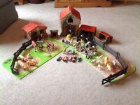 ELC Toy Wooden Farm