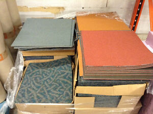 Assorted Carpet Tiles Ottawa Ottawa / Gatineau Area image 1