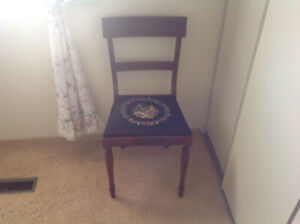 Antique Small Side chair