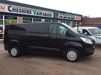 14 REG TRANSIT CUSTOM L2 LWB 330 TREND 125 BHP 200 VANS IN STOCK OPEN 7 DAYS