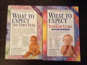 Five What To Expect books