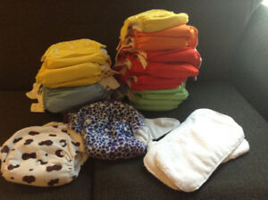 Great cloth all in one diapers