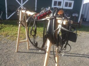 Brand new Driving or Buggy Horse Harness for sale from ADHS