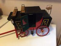 A 1970 Vintage Handmade Stagecoach