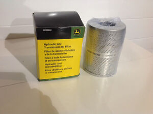 John Deere Hydraulic and Transmission Oil Filter - AR99661