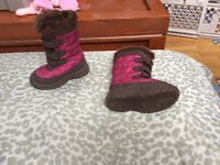Baby gap thinsulate boots