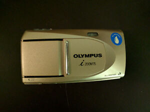 Olympus i Zoom 75   28 - 75mm Zoom APS Ultra Compact Camera