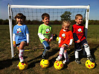 HappyFeet Fall Soccer Classes Ages 2-5