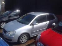 Volkswagen Polo 1.4TDI ( 80P ) 2006MY S px bargain b quick