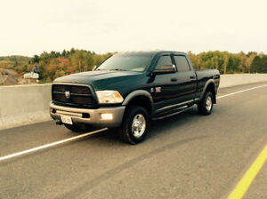 2011 Dodge Ram 2500 Diesel 4x4 Outdoorsman  Blizzard Speed Plow