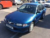 2004 Proton Wira 1.5 LXI-39,000-1 owner-October 2017 mot-great reliable runaround